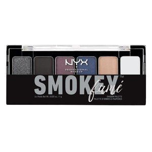 NYX | The Smokey Fume Eye Shadow Palette